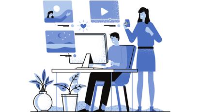 social media collaboration