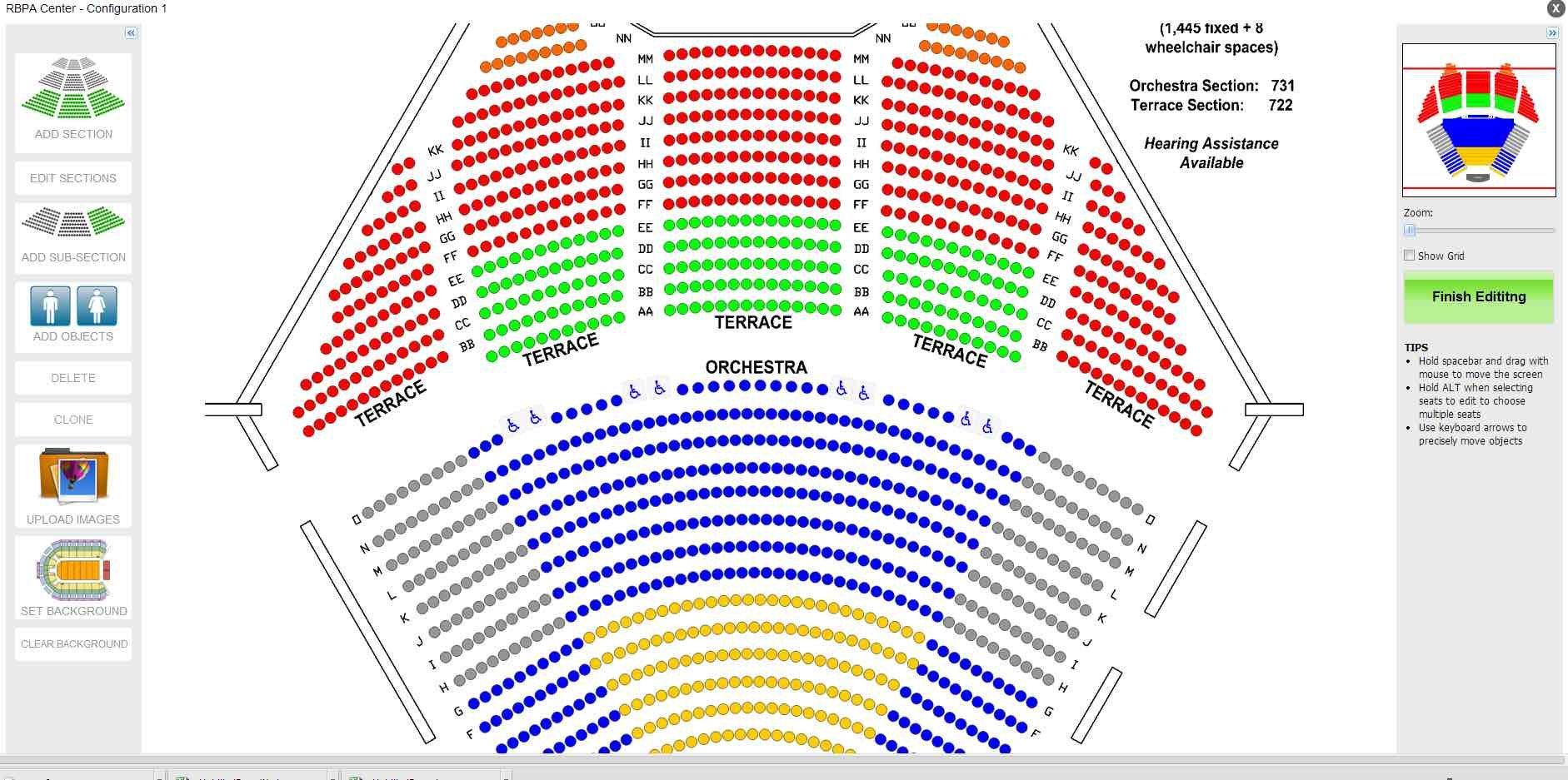 purplepass seating chart